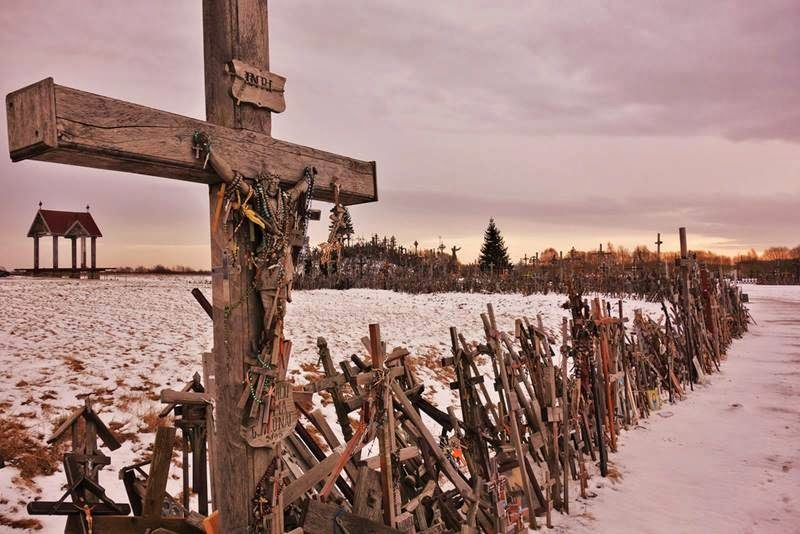 Hill of Crosses Haunted Figure6 · The Hill of Crosses