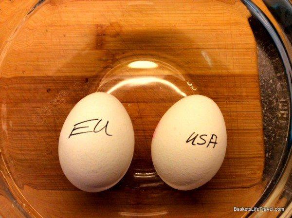 Dirty Eggs Germany Expat