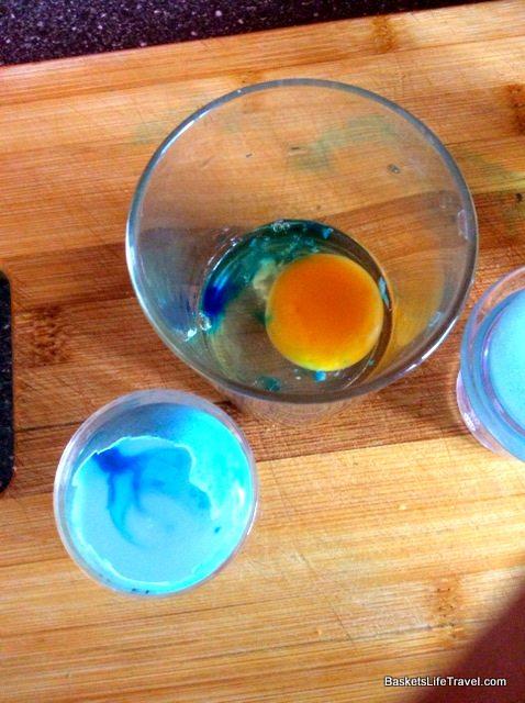 Dirty eggs in euorpe expat