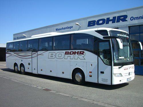 BOHR-Bus Shuttle from Frankfurt Hahn