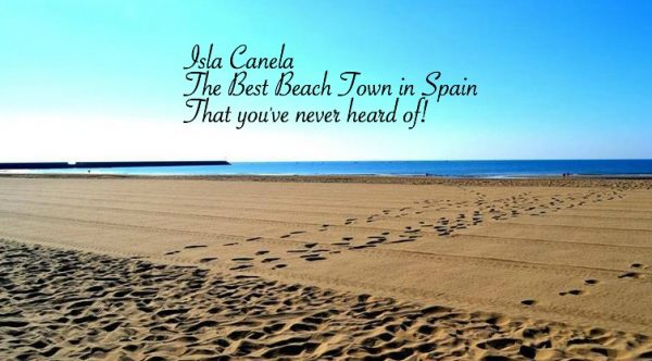 Isla Canela Spain