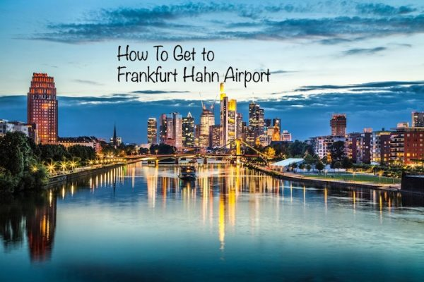 How to Get to Frankfurt Hahn Airport