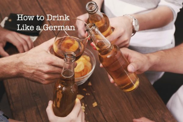 How to Drink Like a German