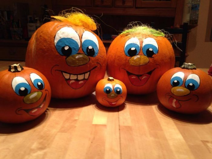Halloween in Germany with kids