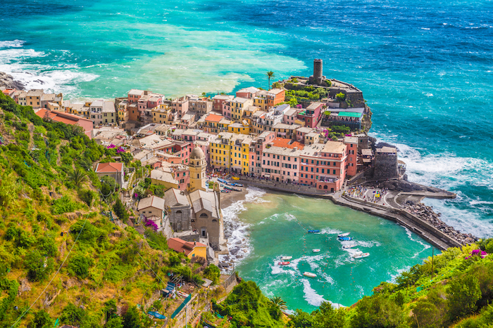 What to eat in Cinque Terre Italy