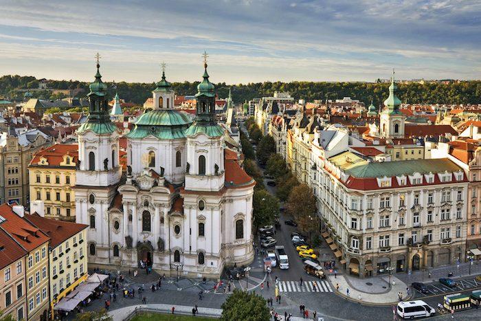 St. Nicholas Church, Old Town Prague