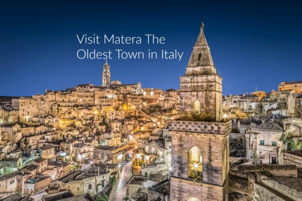 Why you should visit Matera Italy Now