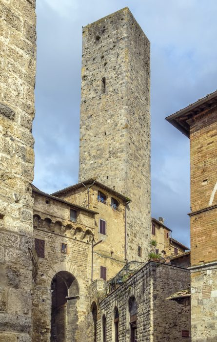 San Gimignano Towers of Tuscany Italy | A Guide on What to do and See