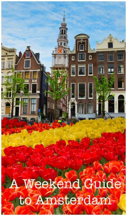 Weekend in Amsterdam City Breaks Trip | A Complete Guide